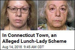 In Connecticut Town, an Alleged Lunch-Lady Scheme