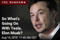 Elon Musk's New Trouble: The SEC, and a Rapper