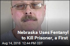 A US First: Fentanyl Used in Execution