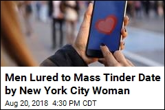 Woman Creates Her Own Mass Dating Game Using Tinder