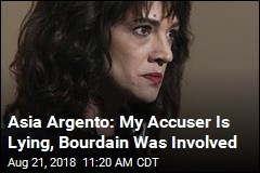 Asia Argento Denies Claim; Bourdain Helped With Payout