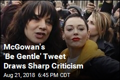 McGowen's 'Be Gentle' Tweet Draws Sharp Criticism