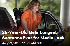 26-Year-Old Gets Longest Sentence Ever for Media Leak