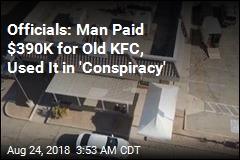 Drug Tunnel Found in Kitchen of Old KFC