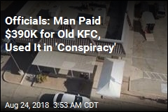 Drug Tunnel Found in Kitchen of Old KFC
