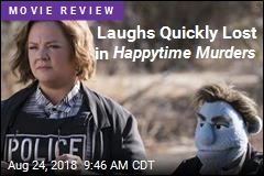 Laughs Quickly Lost in Happytime Murders