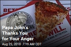 Papa John's Publicizes Your Angry Tweets in a Big Way