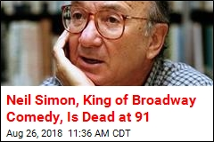 Neil Simon, King of Broadway Comedy, Is Dead at 91
