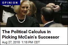 Cindy McCain in Husband's Seat? It's Unlikely