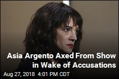 Asia Argento Loses X Factor Gig in Wake of Allegations