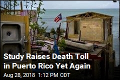 New Estimate Links 3K Deaths in Puerto Rico to Hurricane