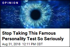 Stop Taking This Famous Personality Test So Seriously