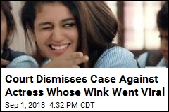 Actress' Viral Wink in Music Video Not Blasphemous: Court