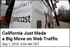 California Makes a Big Move on Net Neutrality