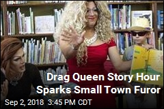 Drag Queen Story Hour Sparks Small Town Furor
