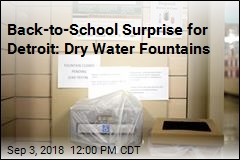Lead, Copper Prompt Detroit Schools to Shut Off Water
