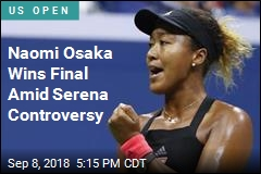 Naomi Osaka Wins Final After Serena's Meltdown