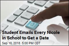 Man Emails All 246 Nicoles at School to Get a Date