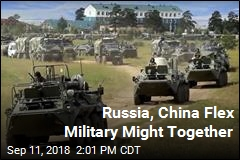 Russia, China Flex Military Might Together