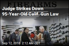 Judge Strikes Down Calif. Ban on Handgun Ads