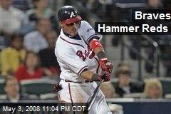 Braves Hammer Reds