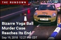 Bizarre Yoga Ball Murder Case Reaches Its End