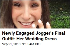 Slain Jogger Will Be Buried in Her Wedding Dress