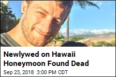 Newlywed on Hawaii Honeymoon Found Dead