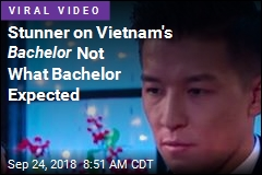 2 Contestants Throw Vietnam's Bachelor for a Loop