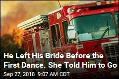 He Left His Bride Before the First Dance. She Told Him to Go