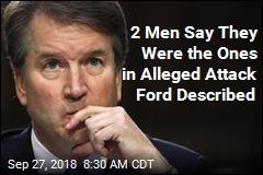 2 Men Say They, Not Kavanaugh, Had Encounter Ford Described
