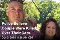 They Celebrated Their Anniversary, Then Were Murdered