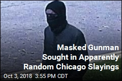 Police Search for Masked Gunman Wanted in 2 Slayings