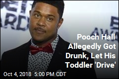 Ray Donovan Star Pooch Hall Allegedly Let His 2-Year-Old 'Drive'