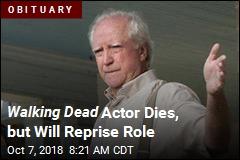 Walking Dead Actor Scott Wilson Dies