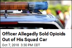 Florida Cop Allegedly Sold Drugs From His Squad Car