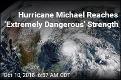 Hurricane Michael Now an 'Extremely Dangerous' Category 4 Storm
