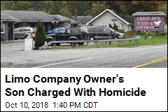 Limo Company Owner's Son Charged With Homicide