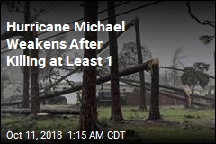 Hurricane Michael Weakens After Killing at Least 1