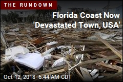 Florida Coast Now 'Devastated Town, USA'
