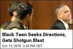 Man Guilty of Firing at Black Teen Who Wanted Directions