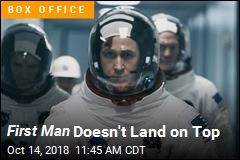 First Man Doesn't Land on Top