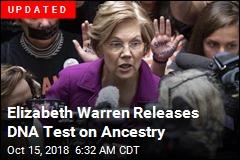 Elizabeth Warren Releases DNA Test on Ancestry