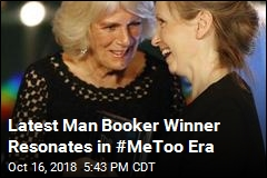 Man Booker Goes to Novel That 'Will Help People Think About #MeToo'