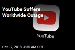 YouTube Suffers Worldwide Outage