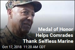 300th Marine to Get Medal of Honor, 50 Years Later