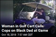 'Golfcart Gail' Accused of Racially Profiling Soccer Dad