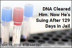 DNA Cleared Him. Now He's Suing After 129 Days in Jail