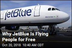 You Can Fly Free on JetBlue Next Month