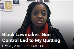Black Lawmaker: Gun Control Led to My Quitting